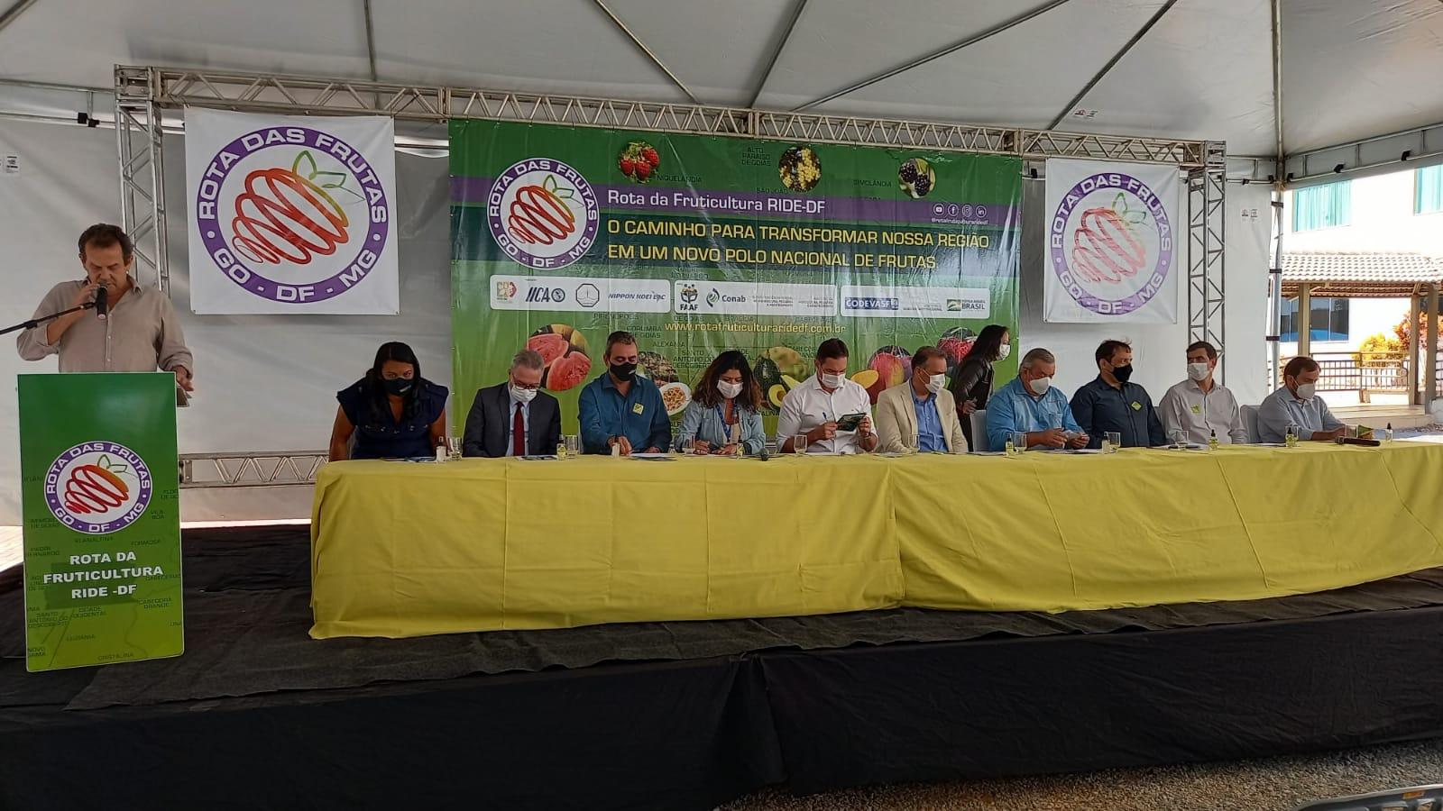 Reunião de mobilização Goianésia-GO