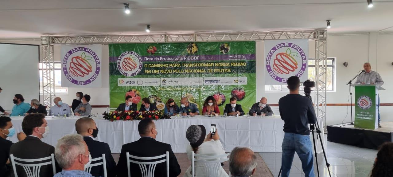Município de Cristalina em Goiás fez parte do ciclo de reuniões de mobilização